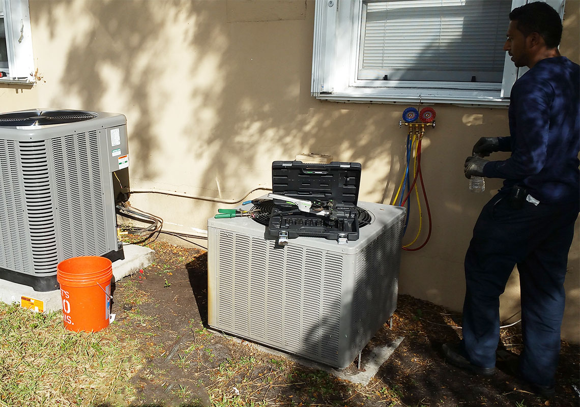 Air Conditioning Repair Comfort Usa
